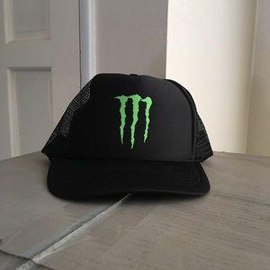 Accessories - monster energy snapback